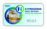 Nitrogen Stamp  - Nitrogenio