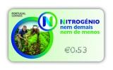 Nitrogen Stamp 3  - Nitrogenio