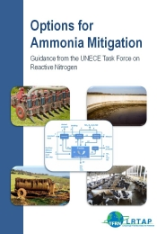 Ammonia Guidance Document Cover